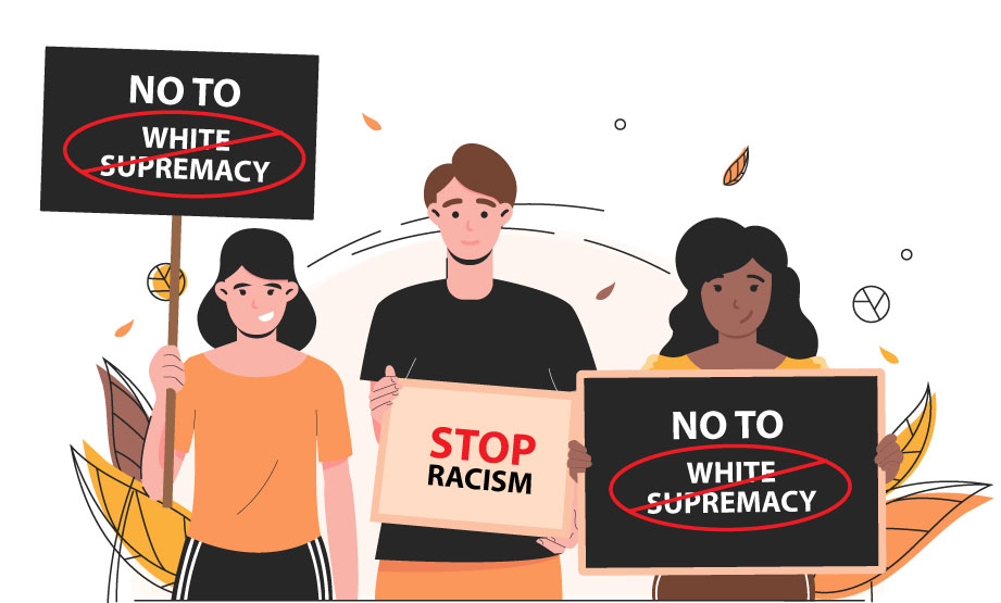 What is the difference between White Supremacy and Racism?